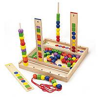 Набор для обучения Логика Viga toys (56182)