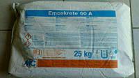 Безусадочная смесь для заливки и анкеровки Emcekrete- 60 А (уп 25кг)