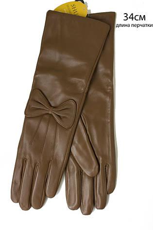 Женские перчатки длинные 340мм  Большие, фото 2