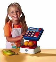 Детские игрушечные Весы с выдачей чека и звуком Simba Funny Shopper