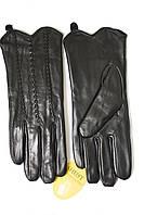 Женские перчатки Shust из кожи козы Маленькие, фото 1
