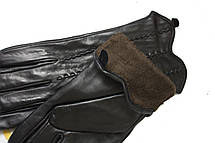 Женские перчатки Shust из кожи козы Маленькие, фото 2