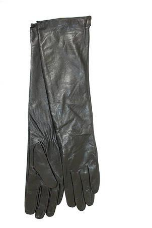"""Женские перчатки длинные 490мм размер 6.5"""", фото 2"""