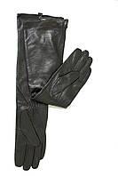 Женские перчатки длинные 490мм