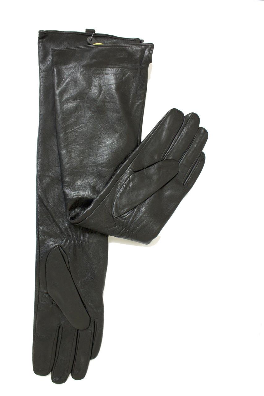 """Женские перчатки длинные 490мм размер 6.5"""""""