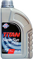Fuchs Titan SuperSyn LongLife 0w-40 1L