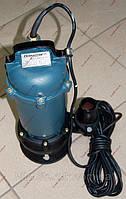 Дренажно-фекальные насосы WQD 10-8-0,55 Насосы+ (с поплавком)