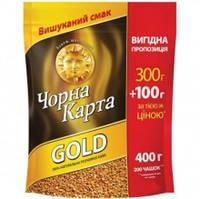 Кофе растворимый Черная карта Gold, 400г