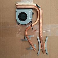 Система охлаждения для ноутбука medion akoya p6512