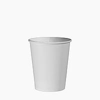 Стакан бумажный 175 мл. 50шт.(54/2700) Белый