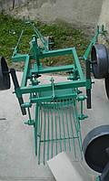 Картофелекопалка тракторная вибрационная ШИП