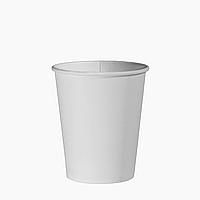 Стакан бумажный 300 мл. 50шт.(20/1000) Белый