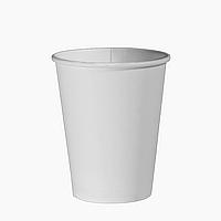 Стакан бумажный 400 мл. 50шт.уп. (20/1000) Белый (КР91)