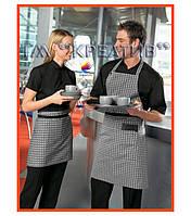 Фартуки  для официантов барменов от 50 шт.