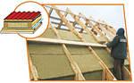 Тепло-шумоизоляция внутрених стен, потолков и чердачных помещений