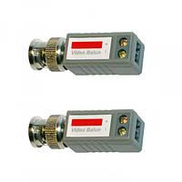 Приемо-передатчик по Витой паре одноканальный для CCTV камеры