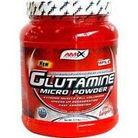 Glutamine Micro Powder 1 кг AMIX