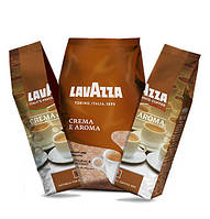 Кофе LavAzza зерновой Crema e Aroma