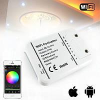 Контроллер Wi - Fi  240w 20A Умный дом