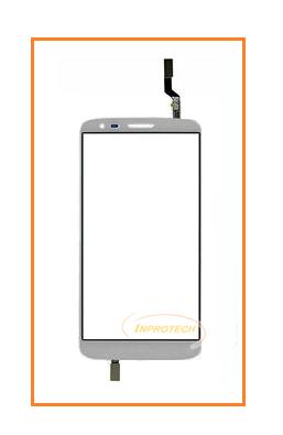 Сенсор (тачскрин) LG D802/D805 G2 White Original