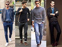 Мужские спортивные туфли как современная обувь