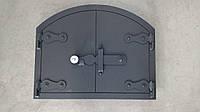 Дверки для хлебной печи (50 х 40)см (43 х 34 см)