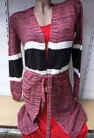 Кардиган женский (шерсть/ акрил), фото 1