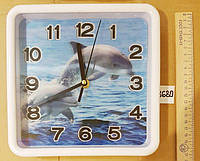 Детские настенные часы(5 видов) QZ-88680