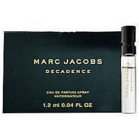 Marc Jacobs Decadence Vial 1,2ml