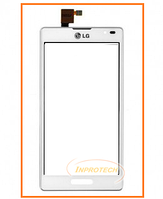 Сенсор (тачскрин) LG P700 Optimus L7, P705 Optimus L7 White Original