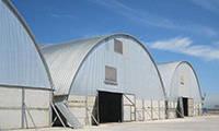 Как построить склад, ангар, овощехранилище или навесы?
