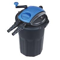 Напорный фильтр AquaKing PF2-60 ECO с обратной промывкой, для пруда, водопада, водоема, каскада