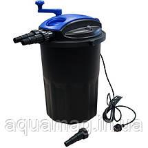 Комплект фильтрации AquaKing Set PF²-60/16 maxi для пруда, водоема, водопада, каскада, фото 2