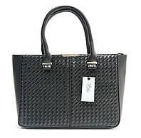 Женская сумка из искусственной кожи 59360357 Черный