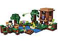 Конструктор лего майнкрафт Аналог Lego Minecraft Lepin 18027 «Хижина Ведьмы», 500 дет, фото 7