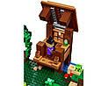 Конструктор лего майнкрафт Аналог Lego Minecraft Lepin 18027 «Хижина Ведьмы», 500 дет, фото 8