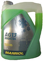 Антифриз готовый зеленый Antifreeze AG13  -40˚C  (green) (5L)