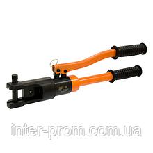 Гидравлический ручной пресс ПГ-300К / ПГ-300 КМ ШТОК с клапаном предохранительным (10-300 мм.кв.)