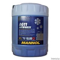 Антифриз концентрат синий (-80˚C) Longterm Antifreeze AG11 (blue) (10L)