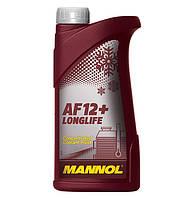 Антифриз концентрат красный (-80˚C) Longterm Antifreeze AF12 (red) (1L)