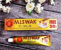 Зубная паста Miswak Gold с мисваком  - 170 гр