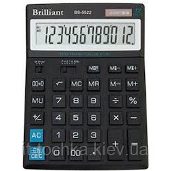 Калькулятор bs-5522, 12 разрядов bs-5522
