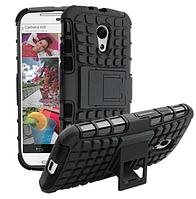 Бронированный чехол (бампер) для Motorola Moto G (2nd Gen 2014) G+1 G2 XT1063 | XT1064 | XT1068 | XT1069