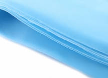 Фоамиран листової 50 х 50 см, блакитний