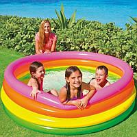 Детский надувной бассейн Intex 168x46 cм  (56441)