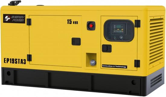 Генератор дизельный Energy Power EP19STA3 (12кВт)