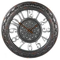 Декоративные настенные часы под старину 56см