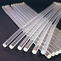 Силиконовые палочки для термопистолета 7мм (27 см) 0,5 кг