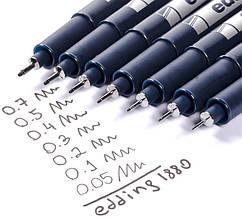 Лінери та ручки
