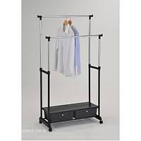 Стойка для одежды с ящиками DA CH-4793
